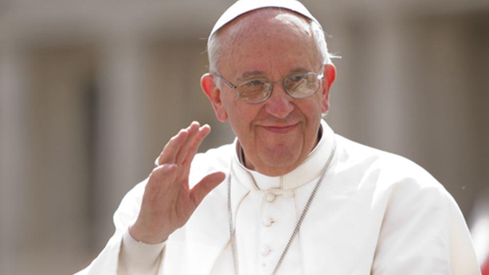 Έκκληση Πάπα σε ΗΠΑ - Ιράν για αυτοσυγκράτηση