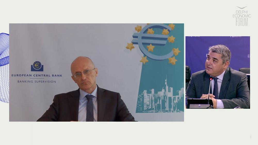 Ενρία: Οι ελληνικές τράπεζες έχουν πετύχει σημαντική μείωση των NPLs