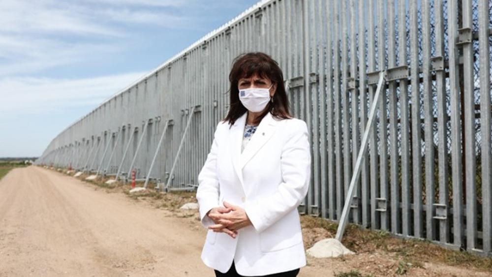 Κ. Σακελλαροπούλου: Η Ελλάδα δεν δέχεται απαράδεκτες διεκδικήσεις και απειλές από κανέναν