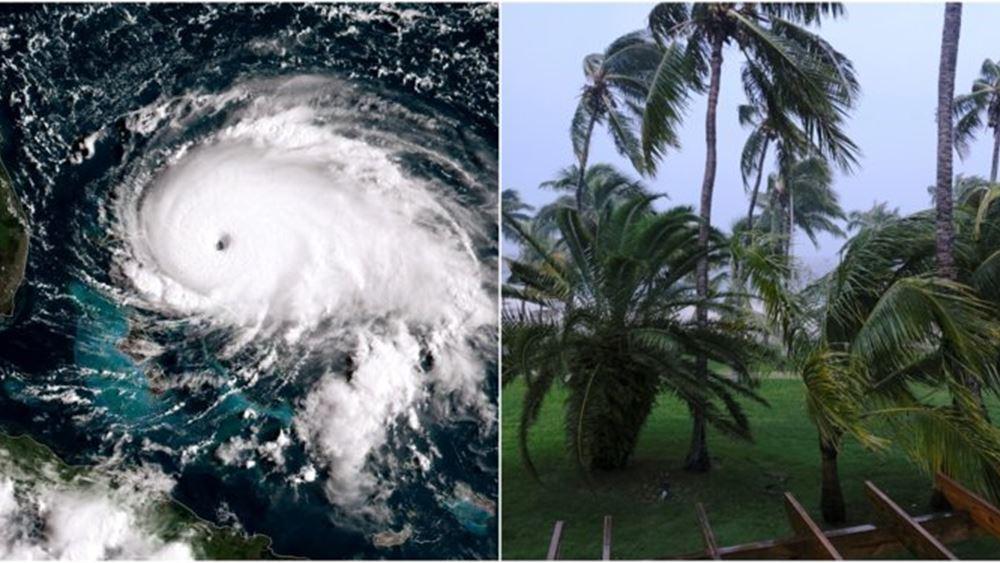 Στο έλεος του τυφώνα Ντόριαν οι Μπαχάμες: Άνεμοι 300 χλμ διέλυσαν 13.000 σπίτια
