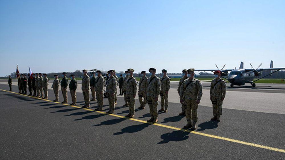 ΝΑΤΟ: Η Πολωνία έστειλε στρατιώτες στην Τουρκία για περιπολίες στην Αν. Μεσόγειο