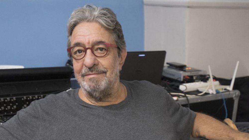 Τη Δευτέρα κηδεύεται ο σκηνοθέτης και ποιητής Λευτέρης Ξανθόπουλος