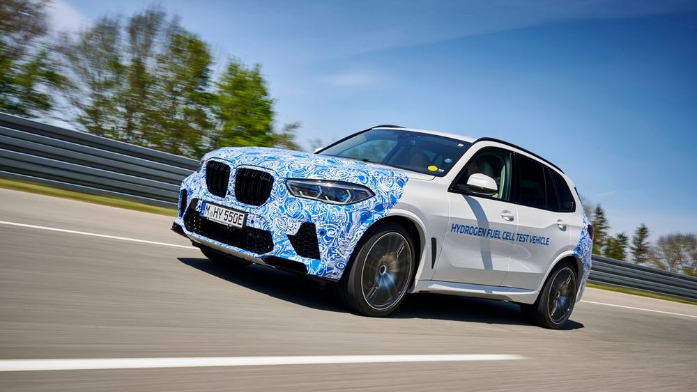 Δοκιμές σε πραγματικές συνθήκες για το BMW i Hydrogen Next