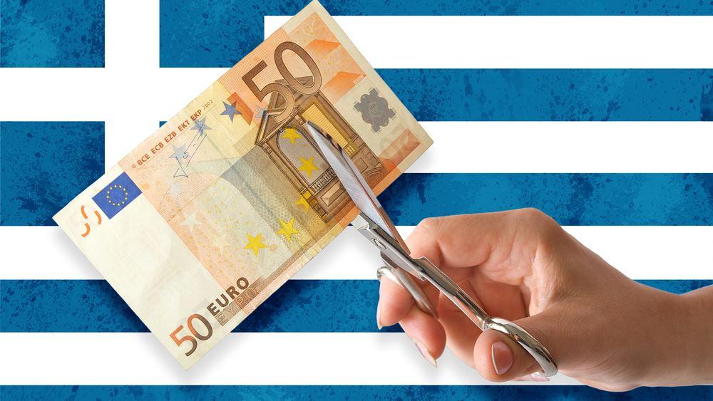Έως 1.000 ευρώ μηνιαίο εισόδημα δηλώνει το 64% των νοικοκυριών