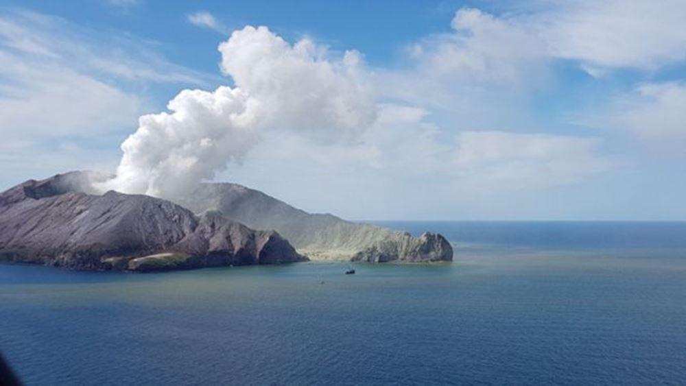 Νέα Ζηλανδία: Κίνδυνος νέων εκρήξεων από το ηφαίστειο στη νήσο Γουάιτ