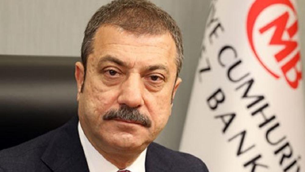 """Κεντρική Τράπεζα Τουρκίας: Δεν φταίει η μείωση επιτοκίων για τη """"βουτιά"""" στη λίρα"""