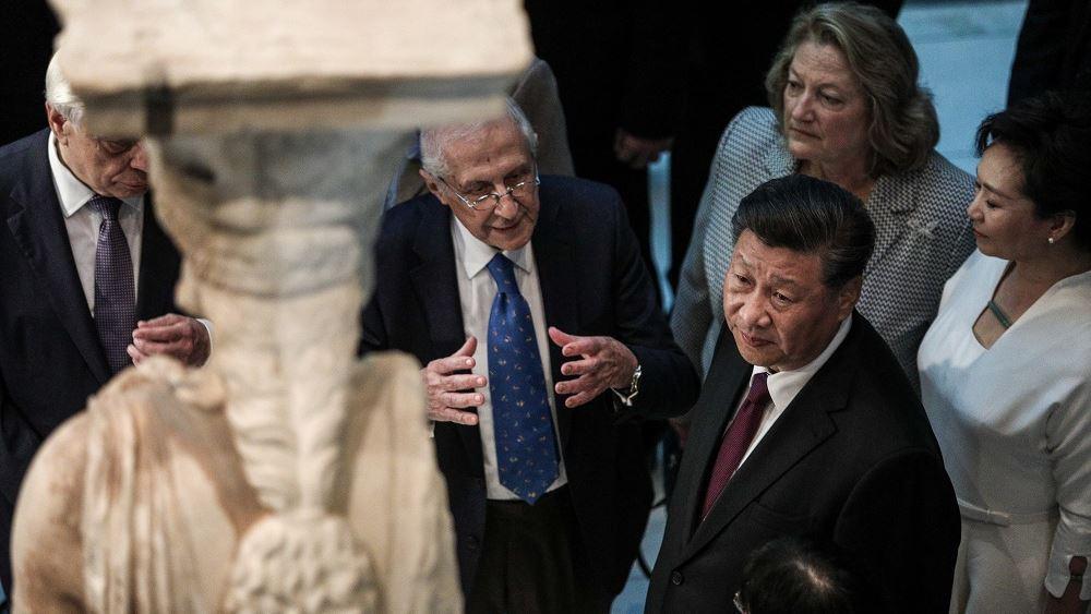 Σι Τζινπίνγκ: Στηρίζω την επιστροφή των Γλυπτών του Παρθενώνα στην Ελλάδα