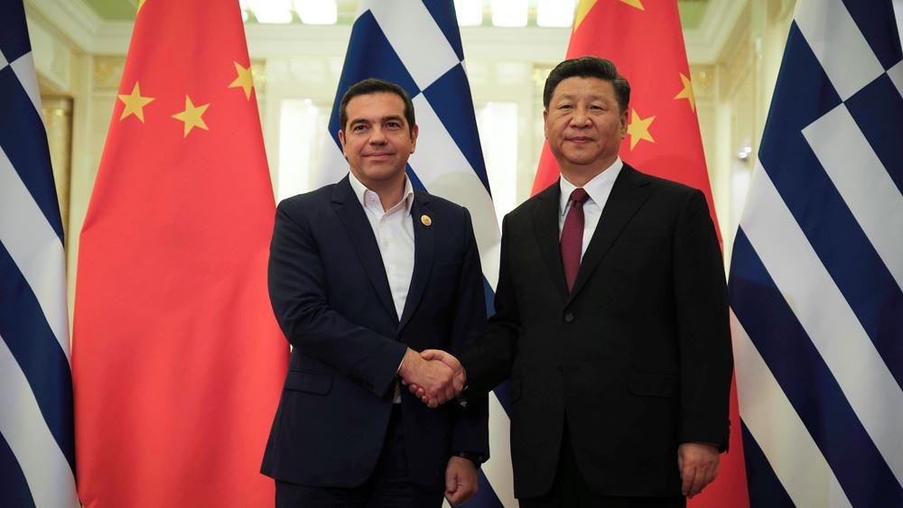 Τι συζητήθηκε στις συναντήσεις Τσίπρα με τους ηγέτες της Κίνας