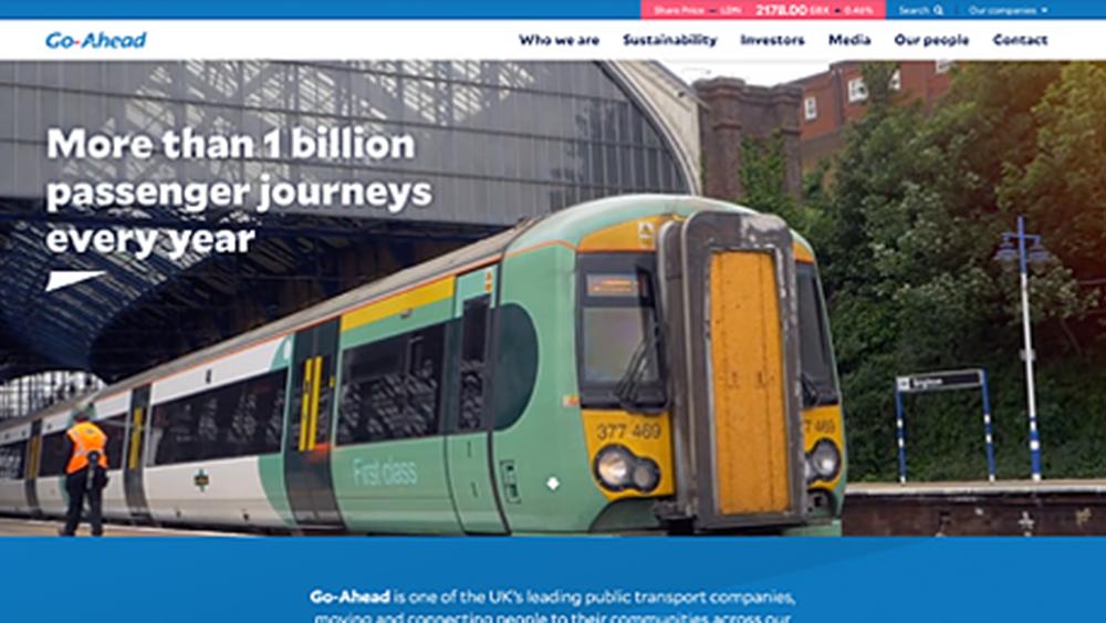 Go-Ahead: Αναμένει βελτίωση της κερδοφορίας από την ανάκαμψη των μετακινήσεων