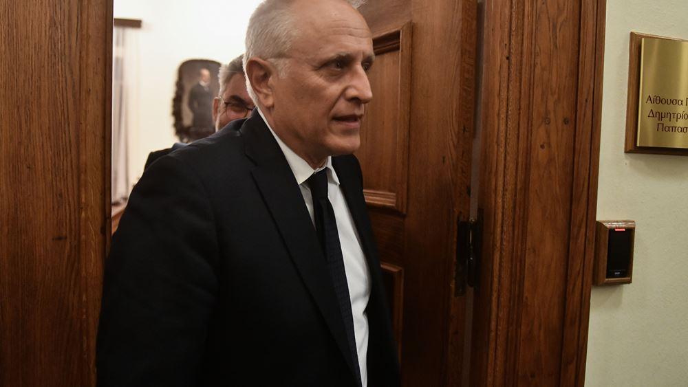 ΝΔ: Ο Ραγκούσης επιχειρεί να ξεπλύνει τον ΣΥΡΙΖΑ από το όνειδος της μη διερεύνησης του πραγματικού σκανδάλου Novartis