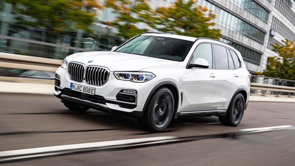 Πτώση 20,6% των πωλήσεων της BMW