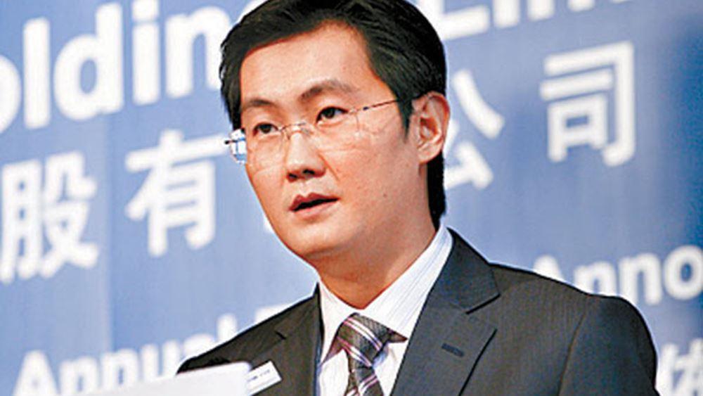 Forbes: O Ma Huateng της Tencent ο καλύτερος CEO της Κίνας