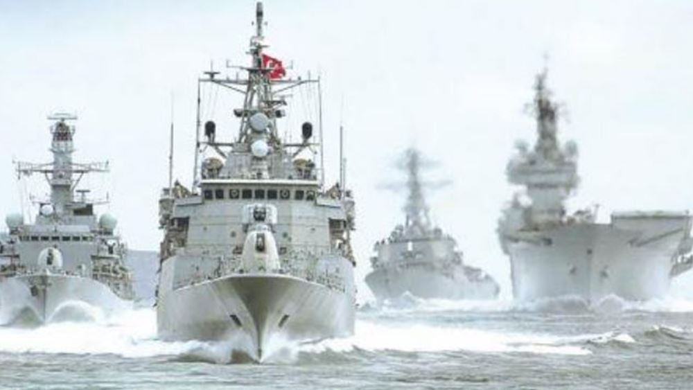 Άγκυρα: Δεν θα ανεχθούμε τετελεσμένα στην Ανατολική Μεσόγειο