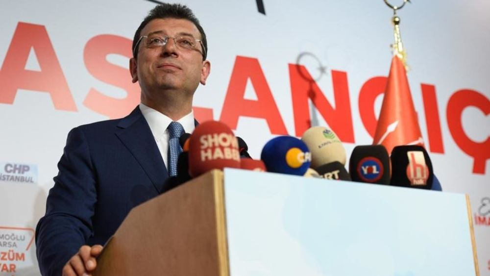 Κωνσταντινούπολη: Προβάδισμα Ιμάμογλου στις δημοτικές εκλογές δίνει δημοσκόπηση