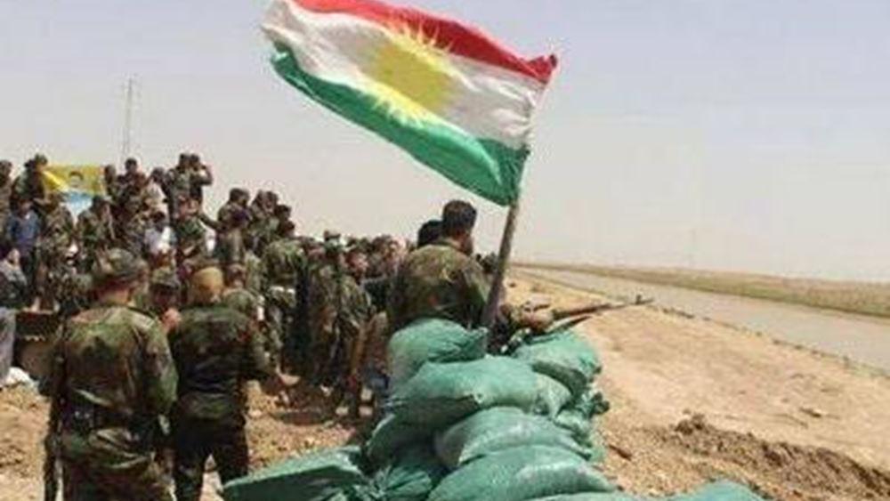 Κούρδοι: Δεκάδες οικογένειες τζιχαντιστών δραπέτευσαν