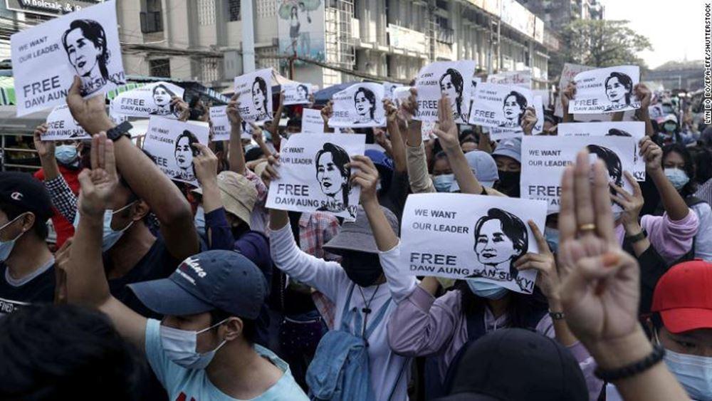 Πραξικόπημα στη Μιανμάρ: Η Βρετανία παροτρύνει τους πολίτες της να εγκαταλείψουν την ασιατική χώρα