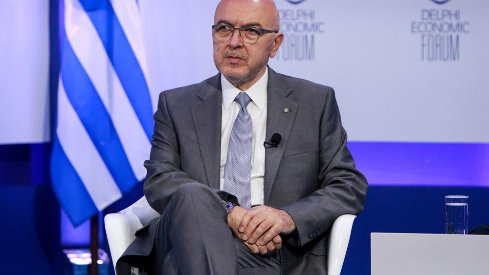 Συνάντηση Κ. Φραγκογιάννη με τον ΥΦΥΠΕΞ της Λιβύης: Η Ελλάδα είναι η πρώτη χώρα που έρχεται στη Λιβύη με επιχειρηματική αποστολή