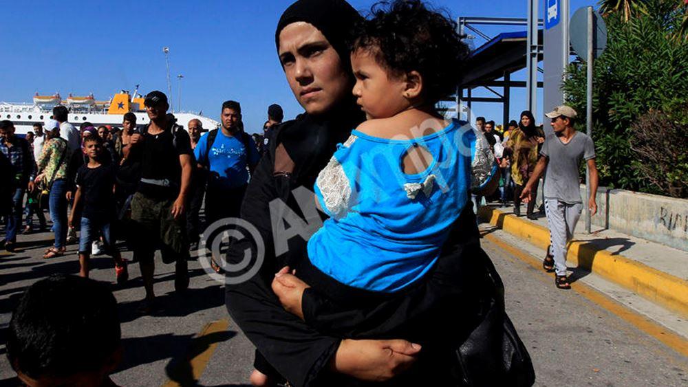 Τουρκία: Οι αρχές εμπόδισαν σχεδόν 800 μετανάστες να περάσουν στο ευρωπαϊκό έδαφος