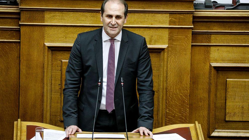 Απ. Βεσυρόπουλος: Το νομοσχέδιο παρέχει δεύτερη ευκαιρία σε εκείνους που πραγματικά έχουν ανάγκη