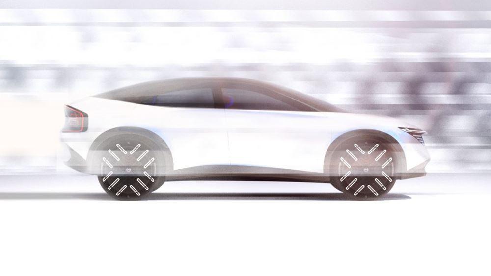 Η Nissan αποκαλύπτει τον κόμβο ηλεκτροκίνησης EV36Zero
