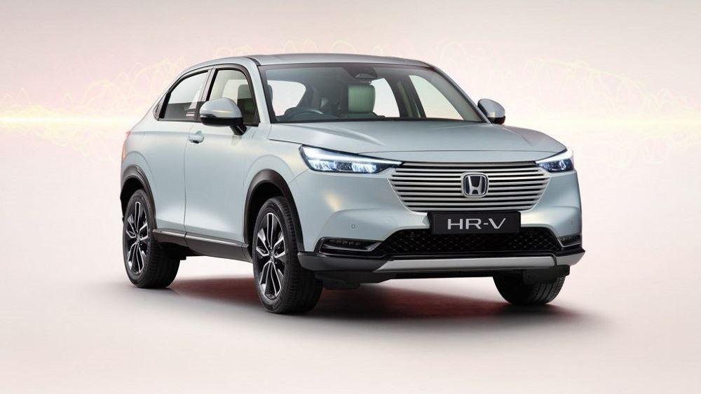 H Honda αποκαλύπτει το νέο HRV e:HEV