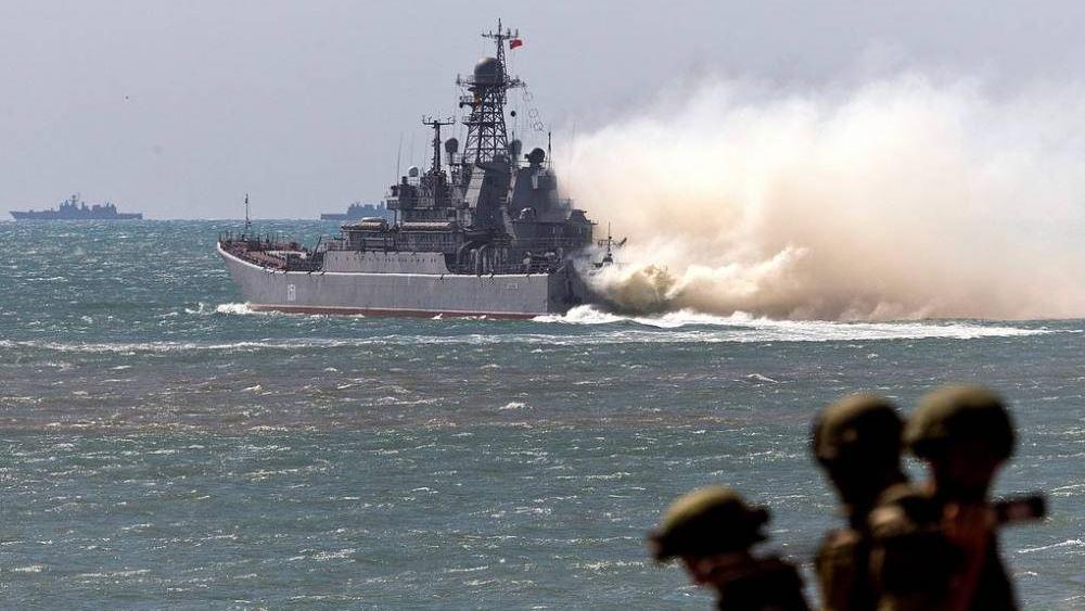 Πόλεμος Navtex για ρωσικές ασκήσεις σε περιοχές της Κύπρου