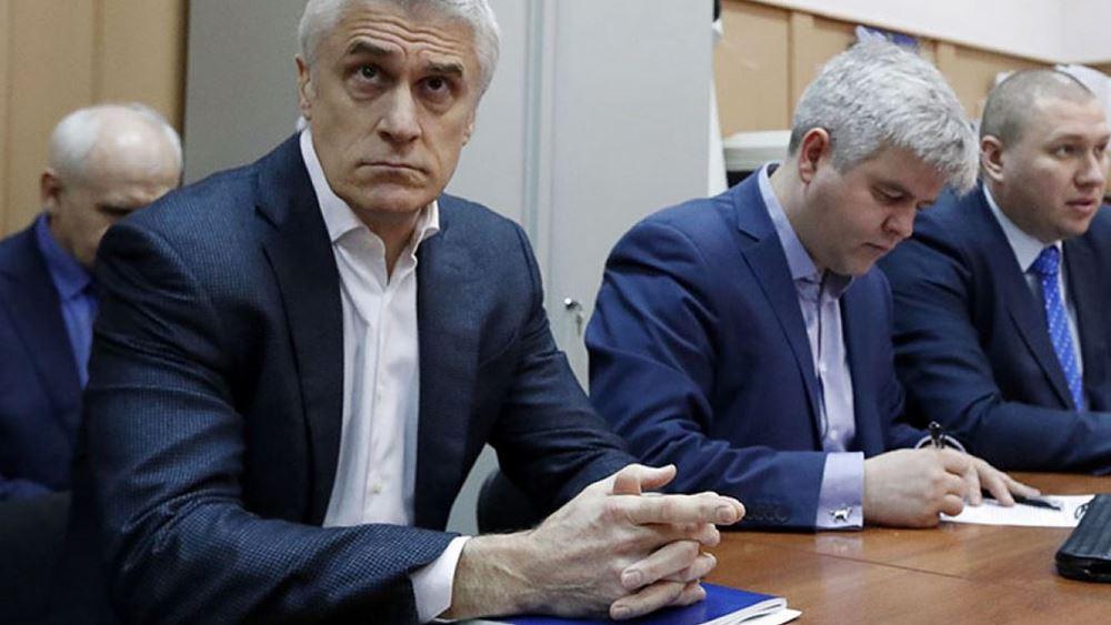 Η Ρωσία παρατείνει την κράτηση σε κατ' οίκον περιορισμό του Αμερικανού επενδυτή Μάικλ Κάλβι έως τις 13/2