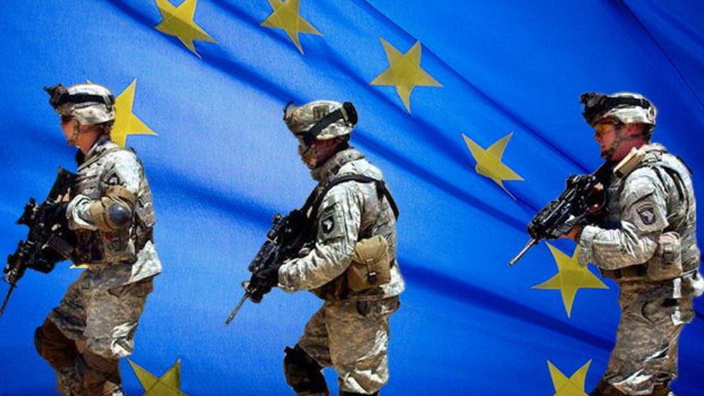Η Ευρώπη και το καθεστώς εξοπλισμού