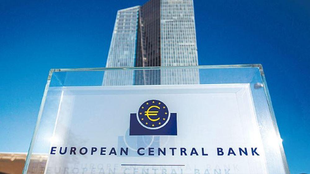 ΕΚΤ: Το κλιμακωτό επιτόκιο καταθέσεων οδηγεί σε αύξηση ρευστότητας των τραπεζών της περιφέρειας