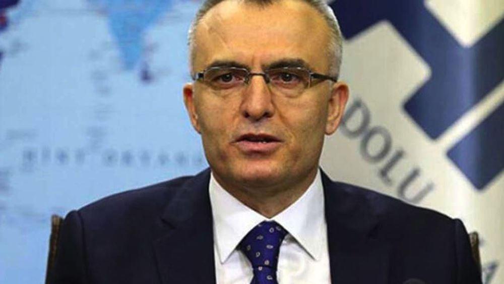Κεντρική Τράπεζα Τουρκίας: Ο πληθωρισμός θα φτάσει το 9,4% στο τέλος του 2021
