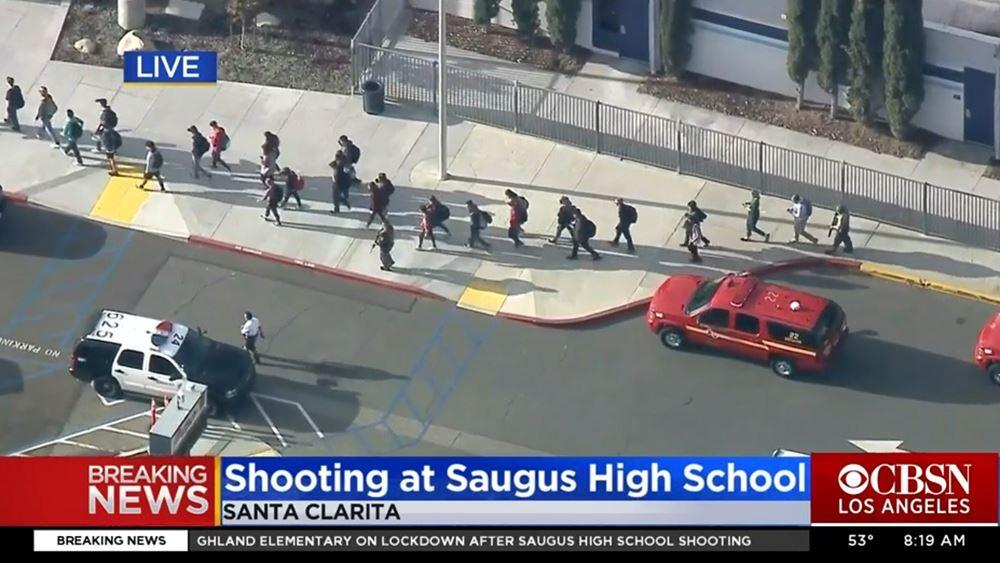 Πυροβολισμοί σε σχολείο στην Καλιφόρνια: Ο 16χρονος δράστης φύλαξε μία σφαίρα για τον εαυτό του