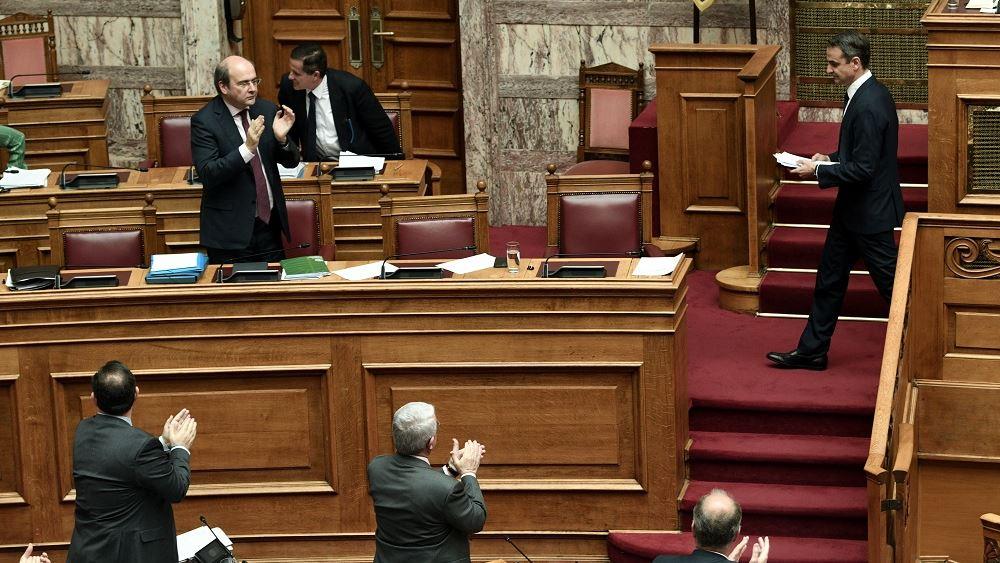 Κ. Χατζηδάκης: Το περιβαλλοντικό ν/σ είναι η επιβεβαίωση της μεταρρύθμισης, λέξη που ενοχλεί τον ΣΥΡΙΖΑ