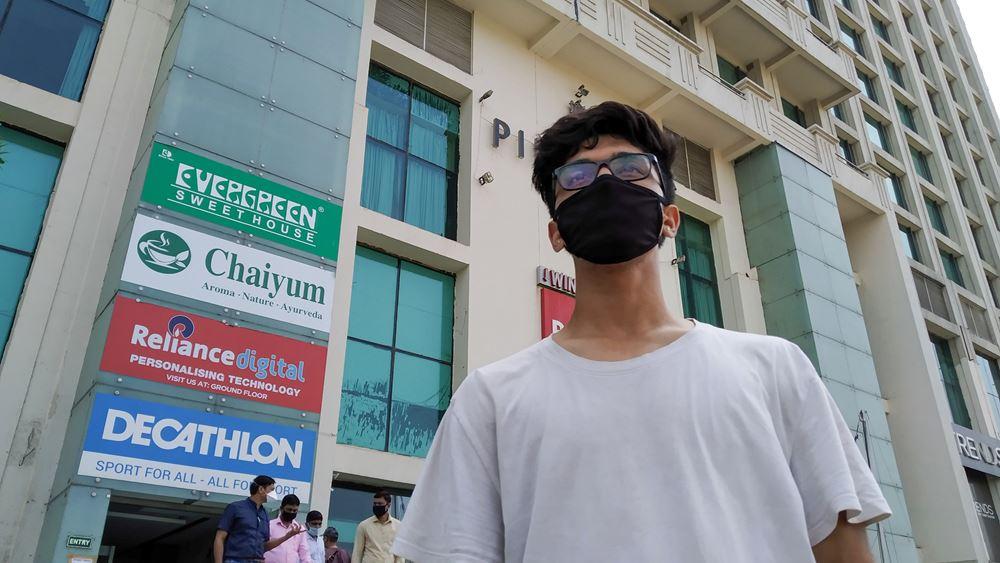 Ινδία-Κορονοϊός: Αύξηση-ρεκόρ στα κρούσματα - Σε lockdown η πόλη Τσενάι