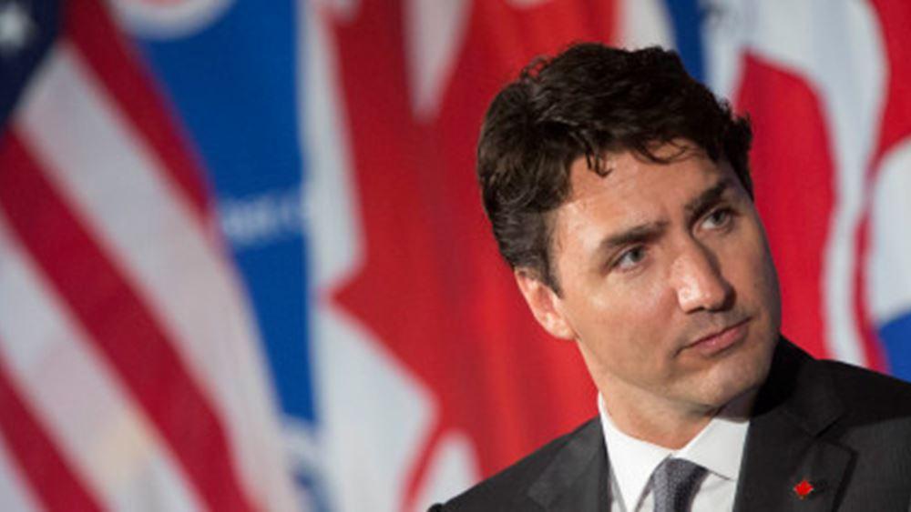 Τζάστιν Τριντό και Ντόναλντ Τραμπ προτρέπουν την Κίνα να αποφυλακίσει δύο Καναδούς