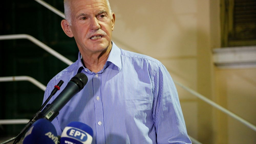 Σχόλιο Γ. Παπανδρέου για τις υποψηφιότητες Τσίπρα και Μητσοτάκη στην Αχαΐα