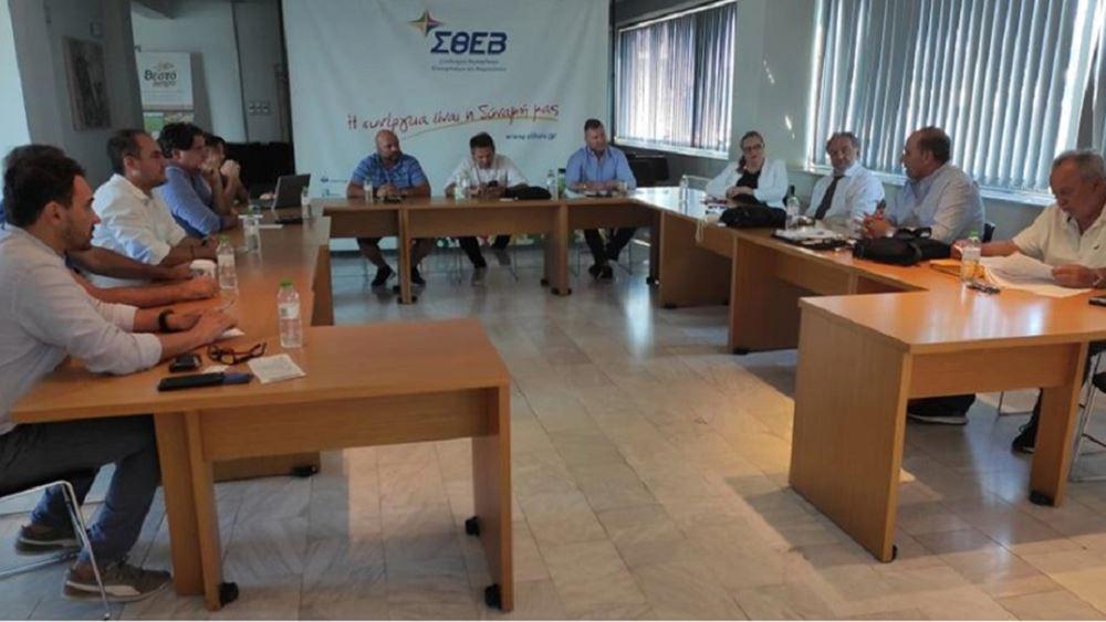 ΣΘΕΒ: Απαιτείται αλλαγή αναπτυξιακού και παραγωγικού μοντέλου στις ΒΙΠΕ