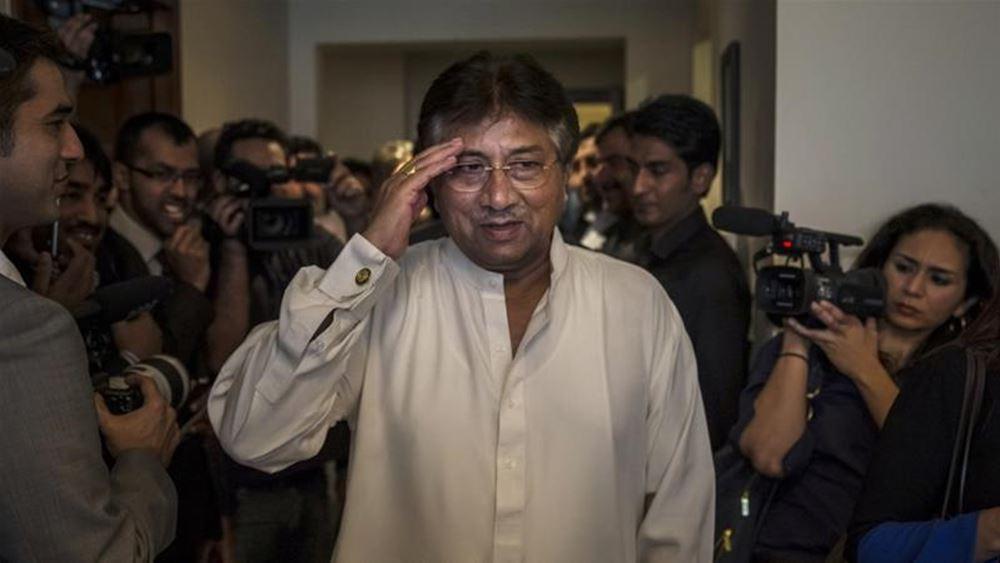 Πακιστάν: Καταδικάστηκε σε θάνατο ο πρώην στρατιωτικός δικτάτορας και πρόεδρος Περβέζ Μουσάραφ