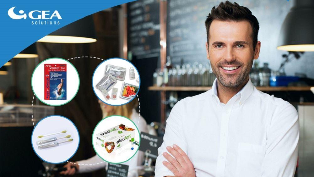 GEA Solutions: Μία εταιρεία υψηλής καινοτομίας για τον έλεγχο της ποιότητας και της ασφάλειας των τροφίμων