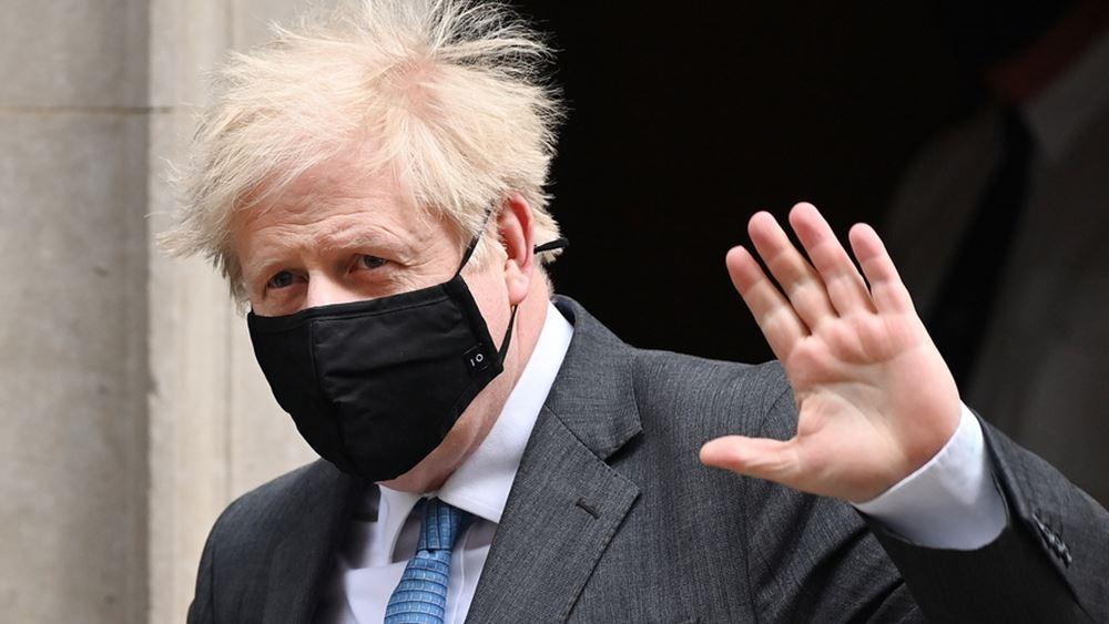 Βρετανία: Ο Τζόνσον πιθανόν να καθυστερήσει το τελικό στάδιο άρσης των περιοριστικών μέτρων