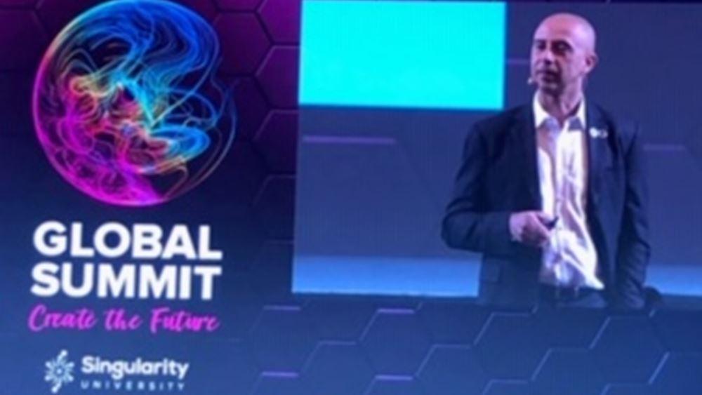 H oμάδα του SingularityU Greece Summit φέρνει το μέλλον στην Αθήνα