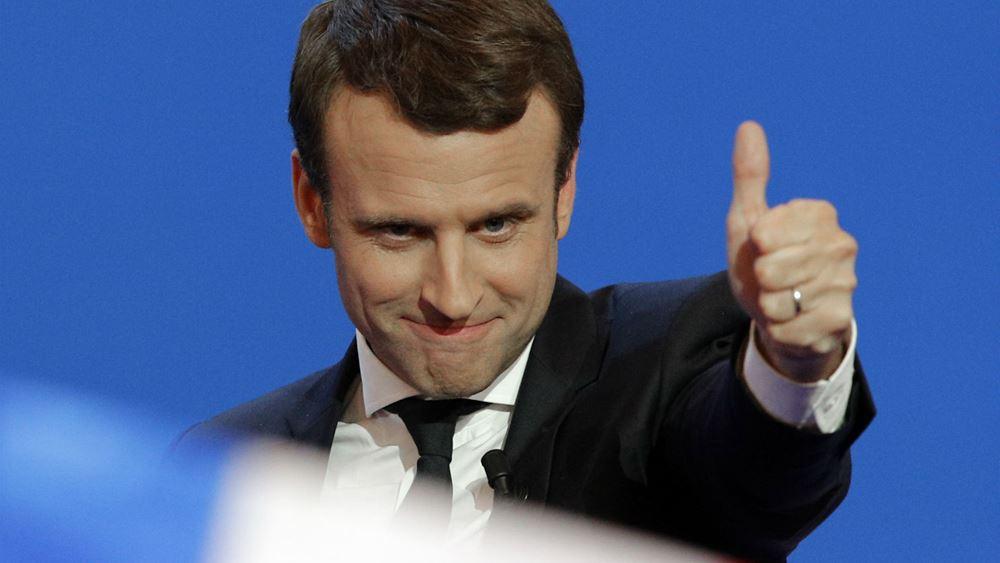 Η νίκη Macron επισκιάζει την ακροδεξιά στην Ευρώπη