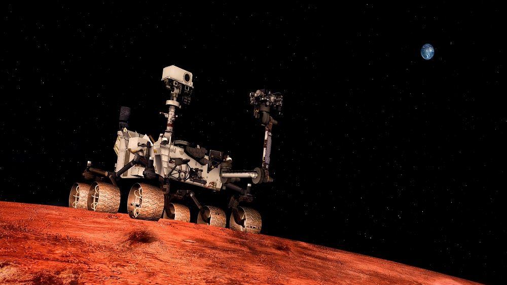 """Κίνα: Προσεδάφισε ρομπότ στον """"κόκκινο"""" πλανήτη"""