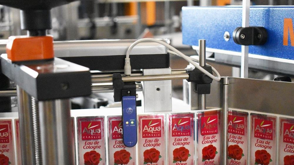 Με την υπογραφή της Acmon Data τα συστήματα industrial filling capping labelling