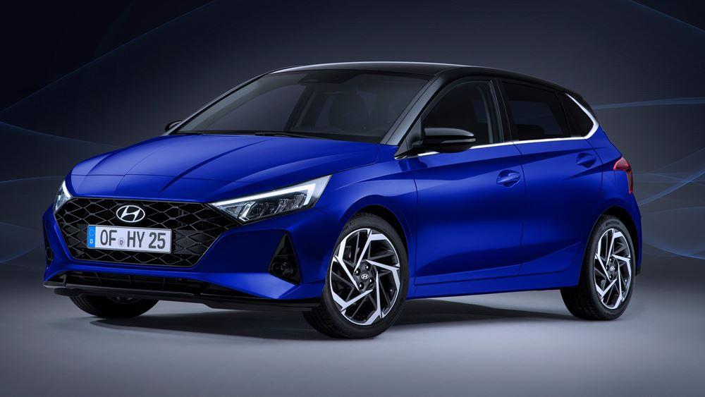 Στην Ελλάδα το νέο Hyundai i20