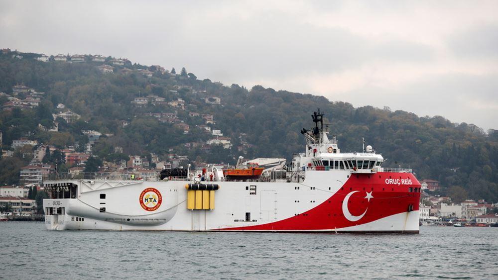 Η Άγκυρα μετρά τις πληγές της στο ενεργειακό μπρα-ντε-φερ της Ανατολικής Μεσογείου