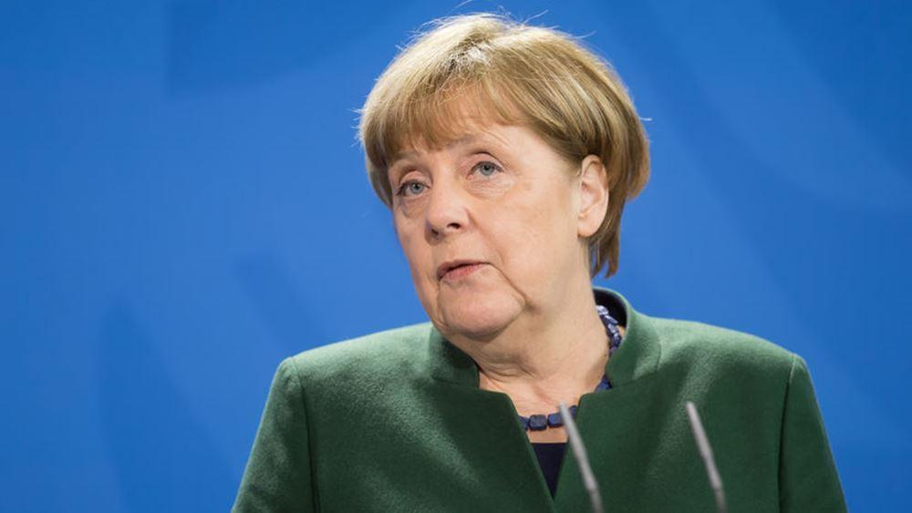 Α. Μέρκελ: Η Ελλάδα μπορεί να βασίζεται στη φιλία της Γερμανίας