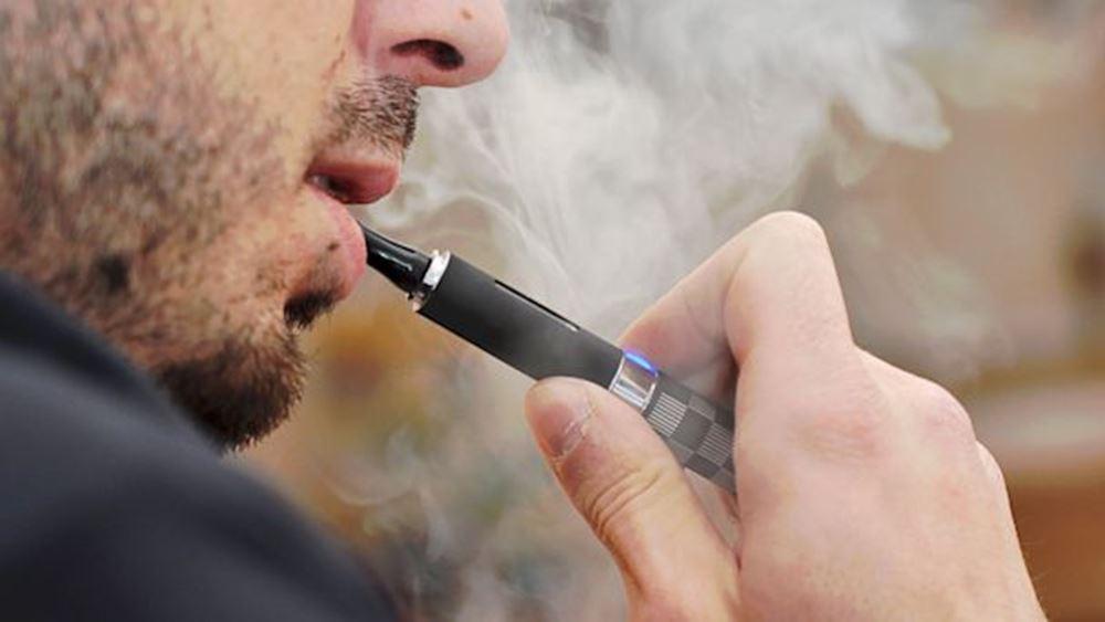 Έκτος θάνατος από ηλεκτρονικό τσιγάρο στις ΗΠΑ