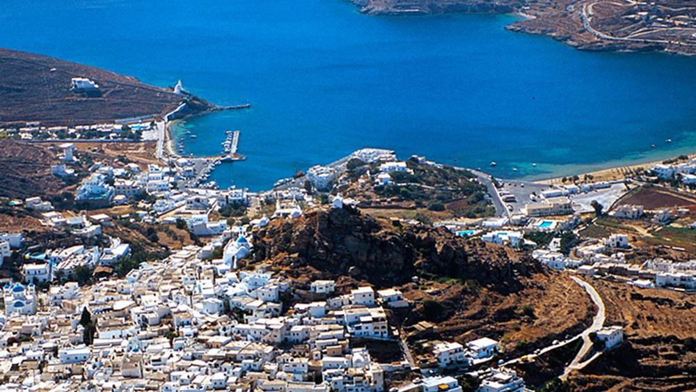 Ξεμπλοκάρει η επένδυση του Έλληνα που έχει την μισή Ίο