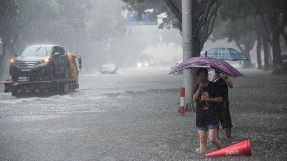 Ιαπωνία: Συναγερμός από την έλευση του τυφώνα Τάπαχ