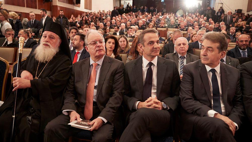 Κ. Μητσοτάκης: Η μάχη για την ασφάλεια είναι προτεραιότητα της κυβέρνησης